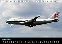 Internationale Frachtflugzeuge (Tischkalender 2018 DIN A5 quer) Dieser erfolgreiche Kalender wurde dieses Jahr mit gleic - Produktdetailbild 2