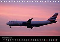Internationale Frachtflugzeuge (Tischkalender 2018 DIN A5 quer) Dieser erfolgreiche Kalender wurde dieses Jahr mit gleic - Produktdetailbild 12