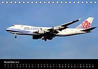Internationale Frachtflugzeuge (Tischkalender 2018 DIN A5 quer) Dieser erfolgreiche Kalender wurde dieses Jahr mit gleic - Produktdetailbild 11