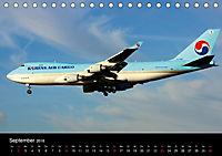 Internationale Frachtflugzeuge (Tischkalender 2018 DIN A5 quer) Dieser erfolgreiche Kalender wurde dieses Jahr mit gleic - Produktdetailbild 9