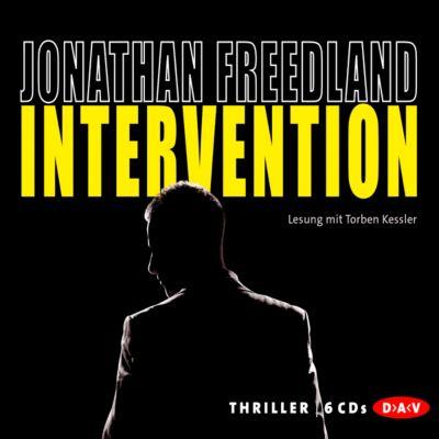 Intervention, 6 Audio-CDs, Jonathan Freedland
