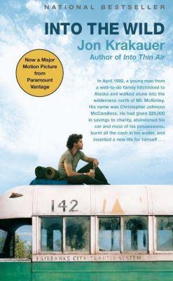 Into the Wild, Film Tie-In, Jon Krakauer