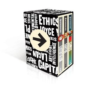 Introducing Graphic Guide Box Set - Why Am I Here?, 3 Vols.