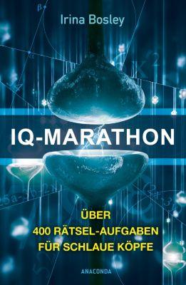 IQ-Marathon, Irina Bosley