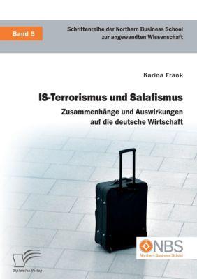 IS-Terrorismus und Salafismus, Karina Frank