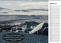 Island - Land der Mythen und Gegensätze (Wandkalender 2018 DIN A2 quer) - Produktdetailbild 1