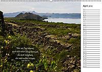 Island - Land der Mythen und Gegensätze (Wandkalender 2018 DIN A2 quer) - Produktdetailbild 4