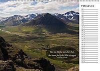 Island - Land der Mythen und Gegensätze (Wandkalender 2018 DIN A2 quer) - Produktdetailbild 2
