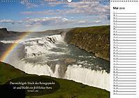 Island - Land der Mythen und Gegensätze (Wandkalender 2018 DIN A2 quer) - Produktdetailbild 5