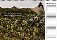 Island - Land der Mythen und Gegensätze (Wandkalender 2018 DIN A2 quer) - Produktdetailbild 9
