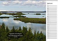 Island - Land der Mythen und Gegensätze (Wandkalender 2018 DIN A2 quer) - Produktdetailbild 6