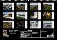 Island - Land der Mythen und Gegensätze (Wandkalender 2018 DIN A2 quer) - Produktdetailbild 13