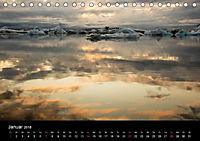 Island - Landschaft und Natur (Tischkalender 2018 DIN A5 quer) - Produktdetailbild 1