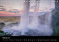 Island - Landschaft und Natur (Tischkalender 2018 DIN A5 quer) - Produktdetailbild 2