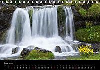 Island - Landschaft und Natur (Tischkalender 2018 DIN A5 quer) - Produktdetailbild 6