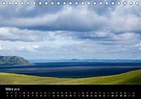 Island - Landschaft und Natur (Tischkalender 2018 DIN A5 quer) - Produktdetailbild 3