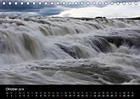 Island - Landschaft und Natur (Tischkalender 2018 DIN A5 quer) - Produktdetailbild 10