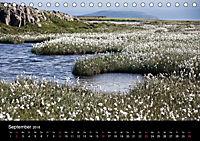Island - Landschaft und Natur (Tischkalender 2018 DIN A5 quer) - Produktdetailbild 9