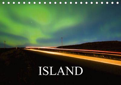 Island (Tischkalender 2018 DIN A5 quer) Dieser erfolgreiche Kalender wurde dieses Jahr mit gleichen Bildern und aktualis, Sebastian Luedke