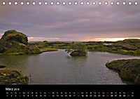 Island (Tischkalender 2018 DIN A5 quer) Dieser erfolgreiche Kalender wurde dieses Jahr mit gleichen Bildern und aktualis - Produktdetailbild 3