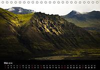 Island (Tischkalender 2018 DIN A5 quer) Dieser erfolgreiche Kalender wurde dieses Jahr mit gleichen Bildern und aktualis - Produktdetailbild 5