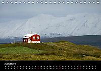 Island (Tischkalender 2018 DIN A5 quer) Dieser erfolgreiche Kalender wurde dieses Jahr mit gleichen Bildern und aktualis - Produktdetailbild 8