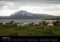 Island (Tischkalender 2018 DIN A5 quer) Dieser erfolgreiche Kalender wurde dieses Jahr mit gleichen Bildern und aktualis - Produktdetailbild 10