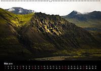 Island (Wandkalender 2018 DIN A2 quer) Dieser erfolgreiche Kalender wurde dieses Jahr mit gleichen Bildern und aktualisi - Produktdetailbild 5