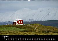 Island (Wandkalender 2018 DIN A2 quer) Dieser erfolgreiche Kalender wurde dieses Jahr mit gleichen Bildern und aktualisi - Produktdetailbild 8