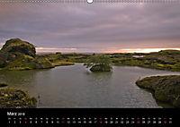 Island (Wandkalender 2018 DIN A2 quer) Dieser erfolgreiche Kalender wurde dieses Jahr mit gleichen Bildern und aktualisi - Produktdetailbild 3
