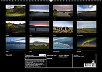 Island (Wandkalender 2018 DIN A2 quer) Dieser erfolgreiche Kalender wurde dieses Jahr mit gleichen Bildern und aktualisi - Produktdetailbild 13
