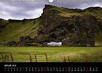 Island (Wandkalender 2018 DIN A3 quer) Dieser erfolgreiche Kalender wurde dieses Jahr mit gleichen Bildern und aktualisi - Produktdetailbild 1