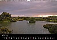 Island (Wandkalender 2018 DIN A3 quer) Dieser erfolgreiche Kalender wurde dieses Jahr mit gleichen Bildern und aktualisi - Produktdetailbild 3