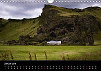 Island (Wandkalender 2018 DIN A4 quer) Dieser erfolgreiche Kalender wurde dieses Jahr mit gleichen Bildern und aktualisi - Produktdetailbild 1