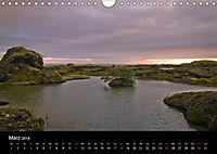 Island (Wandkalender 2018 DIN A4 quer) Dieser erfolgreiche Kalender wurde dieses Jahr mit gleichen Bildern und aktualisi - Produktdetailbild 3