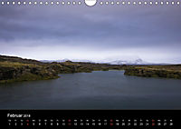 Island (Wandkalender 2018 DIN A4 quer) Dieser erfolgreiche Kalender wurde dieses Jahr mit gleichen Bildern und aktualisi - Produktdetailbild 2