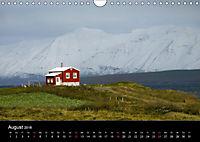 Island (Wandkalender 2018 DIN A4 quer) Dieser erfolgreiche Kalender wurde dieses Jahr mit gleichen Bildern und aktualisi - Produktdetailbild 8