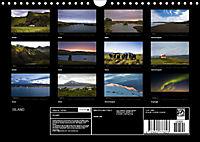 Island (Wandkalender 2018 DIN A4 quer) Dieser erfolgreiche Kalender wurde dieses Jahr mit gleichen Bildern und aktualisi - Produktdetailbild 12