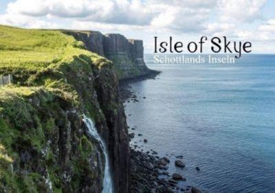 Isle of Skye - Schottlands Inseln (Tischaufsteller DIN A5 quer), Andrea Potratz