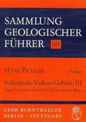 Italienische Vulkangebiete, Hans Pichler