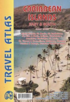ITM Travel Atlas Caribbean Islands, East & South