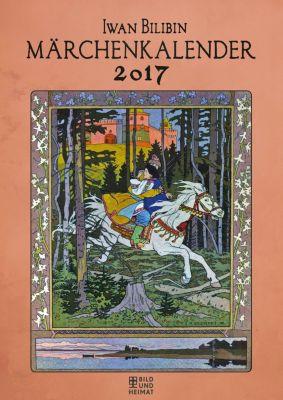 Iwan Bilibin Märchenkalender 2017