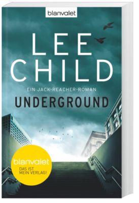 Jack Reacher Band 13: Underground, Lee Child