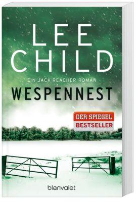 Jack Reacher Band 15: Wespennest, Lee Child