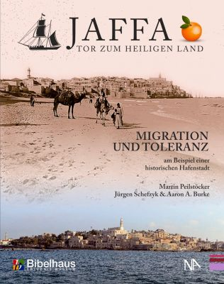 Jaffa, Jürgen Schefzyk, Martin Peilstöcker, Aaron A. Burke