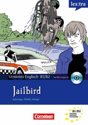 Jailbird, m. MP3-CD, Ken Singleton