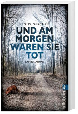 Jan Römer Band 2: Und am Morgen waren sie tot, Linus Geschke