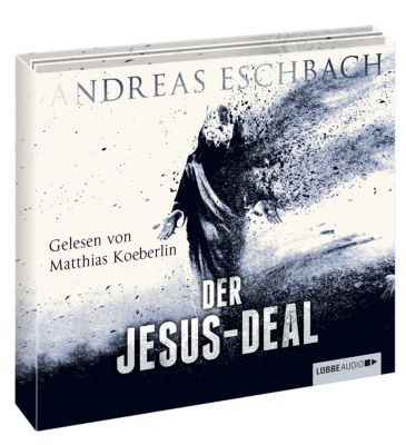 Jesus Video Band 2: Der Jesus-Deal, 6 CDs, Andreas Eschbach