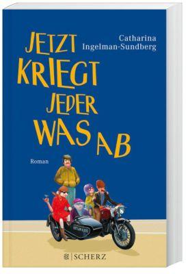 Jetzt kriegt jeder was ab, Catharina Ingelman-Sundberg