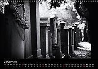Jewish Cemetery (Wall Calendar 2018 DIN A3 Landscape) - Produktdetailbild 1